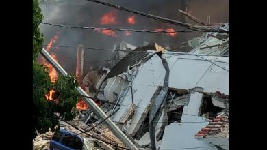 Photo of Dos personas fallecidas en la explosión de PolyPlas de Villas Agricolas