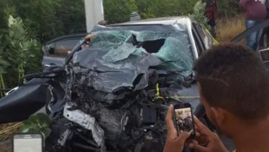 Photo of Al menos un muerto y dos heridos en accidente de tránsito en Azua