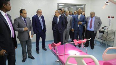 Photo of Danilo Medina entrega hospital en Nagua reconstruido por la Oisoe