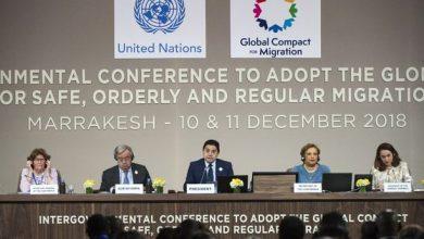 Photo of Aprobado el pacto migratorio de la ONU entre llamamientos al multilateralismo