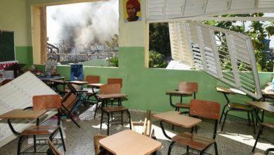 Photo of Destrucción y desolación en escuelas de Villas Agrícolas