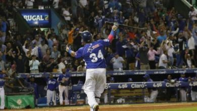 Photo of Jonrón de Juan Francisco lidera triunfo del Licey en el regreso de la semifinal