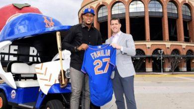 Photo of Jeurys Familia se expresó contento de volver a Nueva York con los Mets