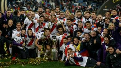 Photo of River Plate campeón de la Copa Libertadores tras ganar a Boca Juniors