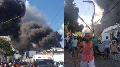 Photo of Seis niños heridos en politécnico cercano a lugar de explosión