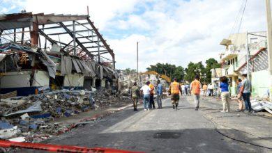 Photo of Polyplas dice 288 empleados estaban en la empresa antes de la explosión