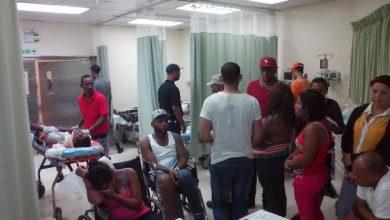 Photo of Accidentados abarrotaron los hospitales en SD