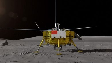 Photo of China hace historia al colocar una sonda en la cara oculta de la Luna