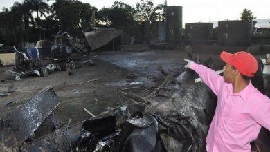 Photo of «Están muy, muy críticos», tres de los quemados en explosión de Santo Domingo Oeste