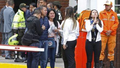 Photo of Sube a 21 el número de muertos por coche bomba en Bogotá, Colombia