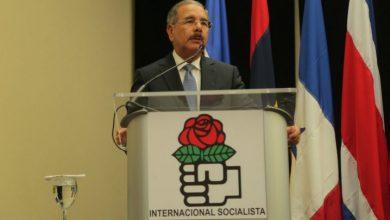 Photo of Danilo destaca aportes de la Internacional Socialista a favor de los derechos, libertades y la paz