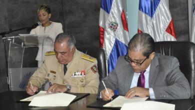 Photo of Firman acuerdo para vigilancia espacio aeroportuario a nivel nacional