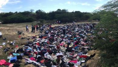 Photo of Personas continúan «buceando» detrás de «su pinta» en pacas abandonadas en San Cristóbal