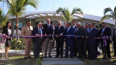 Photo of Inauguran el nuevo Helipuerto de Santo Domingo