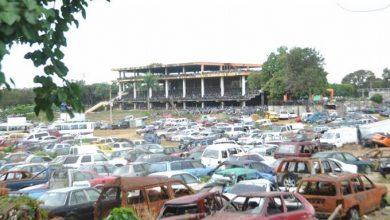 Photo of El Canódromo: Un mar de chatarras de carros y motocicletas