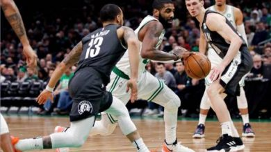 Photo of Al Horford 12 puntos e Irving 17 en regreso con Celtics, que derrotan a Nets