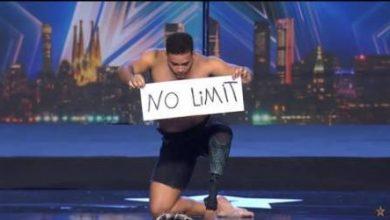 Photo of Dominicano que perdió una pierna sorprende con su baile en Got Talent España