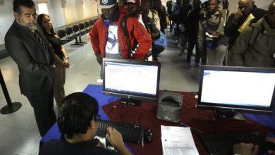 Photo of Otros 170 haitianos vuelven a su país desde Chile en cuarto vuelo humanitario