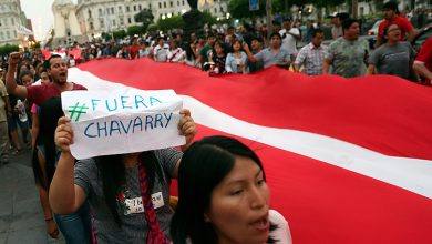 Photo of Fiscal general de Perú da marcha atrás y repone a miembros de caso Odebrecht