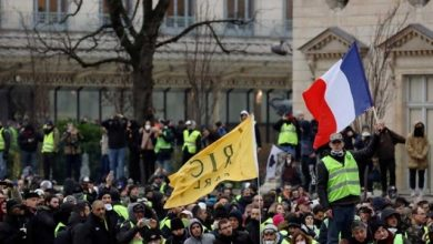 Photo of Chalecos amarillos llaman a estampida bancaria en Francia