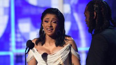 Photo of Cardi B, primera mujer en llevarse el mejor álbum de rap