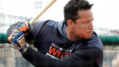 Photo of Miguel Cabrera regresa a la acción y enfrenta a un pitcher por primera vez desde junio