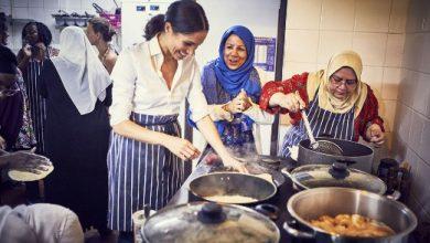 Photo of Meghan Markle cocina a diario, se maquilla y se viste sola