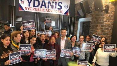 Photo of Se oficializa en Alto Manhattan movimiento mujeres con Ydanis