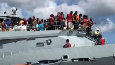 Photo of Siguen detenidos en Bahamas 127 pescadores apresados en el 2018