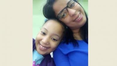 Photo of Naomy, de nueve años, necesita apoyo para tratarse tumor en el pulmón