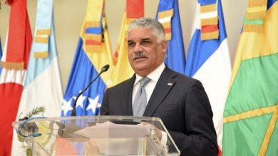 Photo of Canciller Miguel Vargas parte a Sudamérica, en visitas oficiales a Perú y Argentina