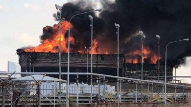 Photo of Explosión afecta instalación de petrolera Pdvsa en Venezuela