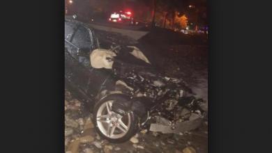 Photo of Dos muertos y tres heridos tras accidente de vehículo que cayó al mar Caribe