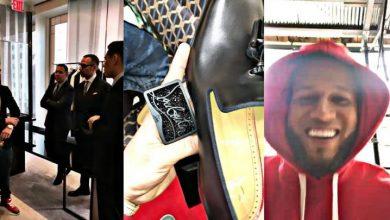 Photo of El Alfa llegará a los Soberano con traje de 59 mil dólares
