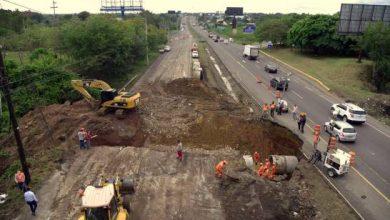 Photo of Obras Públicas trabaja a toda capacidad para restablecer el tránsito autopista Duarte