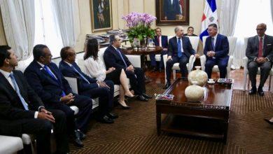 Photo of El presidente Medina se reúne con directiva Conep