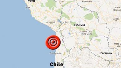 Photo of Evacuación por alerta de tsunami en norte de Chile tras sismo grado 7 en Perú