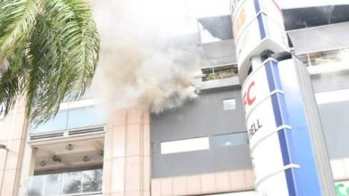 Photo of Acrópolis informa fuego ya fue controlado
