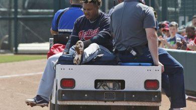 Photo of José Ramírez en duda por lesión en una rodilla