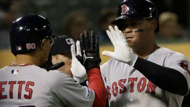 Photo of Mookie ayudó a Boston a sacudirse la mala racha