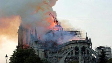 Photo of Gobierno señala «vulnerabilidades» en la estructura de Notre Dame pero la estructura «resiste»