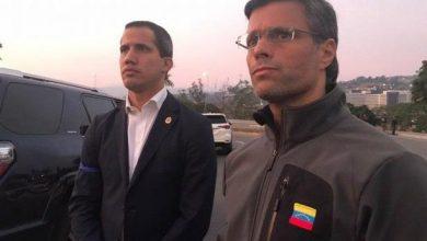 Photo of Liberado el opositor venezolano Leopoldo López de arresto domiciliario