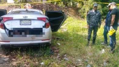 Photo of Se entrega vinculado a muerte de tres personas halladas dentro de vehículo en La Vega