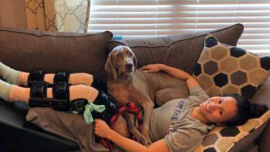Photo of Atleta que se rompió la dos piernas se retira de la gimnasia