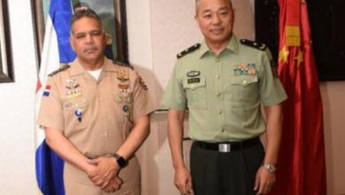 Photo of Mayor general de China encabeza misión militar en el país