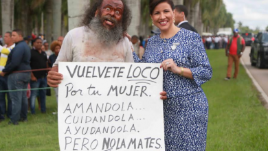 Photo of Vicepresidenta incorpora icónico personaje «Vuélvete Loco» a estrategia El Real Cariño