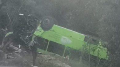 Photo of OMSA se accidenta próximo al Hipódromo