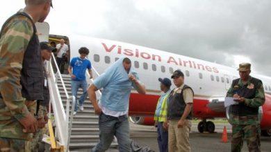 Photo of EEUU repatria hoy a 72 criollos que cumplieron condenas por diferentes delitos
