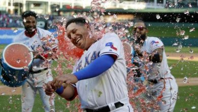 Photo of Rangers tumbaron a Cachorros en fiesta de batazos