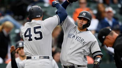 Photo of Sánchez da cuadrangular, Yankees derrotan Orioles